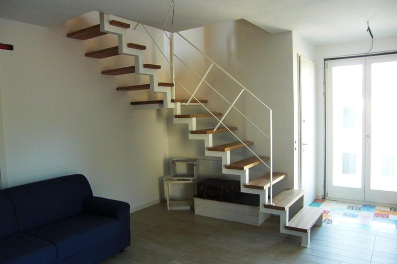 scale su misura in legno allbos snc barletta (bt) - Scale Per Interno